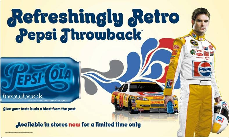 Jeff Gordon Pepsi Go Retro For Talladega The Final Lap