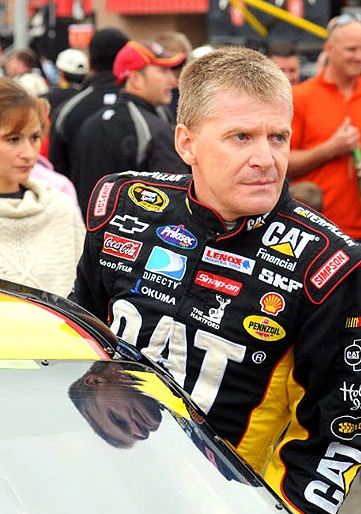 Jeff Burton set to make 850th NASCAR start