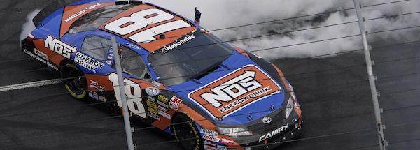 NNS Race Recap: Kyle Busch wins Charlotte