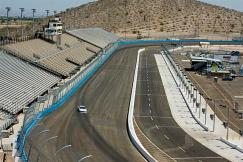 2011 Phoenix Test Frontstretch