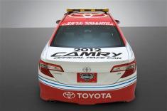 2012 Daytona Feb Toyota Camry Pace Car Horizontal Back