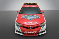 2012 Daytona Feb Toyota Camry Pace Car Horizontal Front