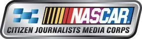 NASCAR Citizen Journalist Media Corps