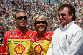 Kevin Delana Harvick Richard Childress RCR KHI