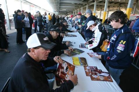 at Talladega Superspeedway on October 21, 2011 in Talladega, Alabama.