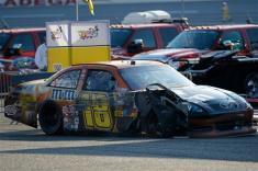 2011 TSS Oct NSCS No 18 Damaged