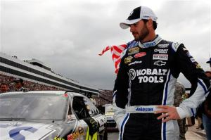 Jimmie Johnson Dover