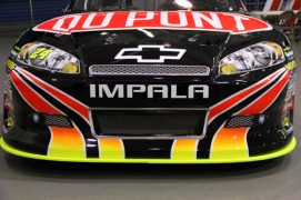 Jeff Gordon 2012 DuPont Paint Scheme