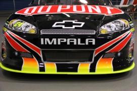Jeff Gordon 2012 DuPont Paint Scheme