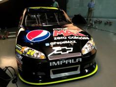 Jeff Gordon 2012 Pepsi Max Chevrolet