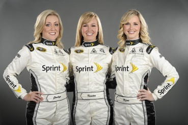 Miss Sprint Cup Group 2012