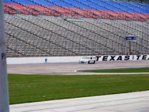 Goodyear Tire Test Texas Motor Speedway