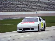 Goodyear Tire Test Texas Motor Speedway