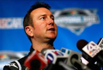 2012 NASCAR Media Day Kurt Busch Interview