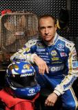 2012 NASCAR Media Day Mark Martin portrait