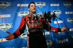 2012 NASCAR Media Day Tony Stewart interview