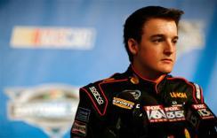 2012 NASCAR Media Day Ty Dillon interview