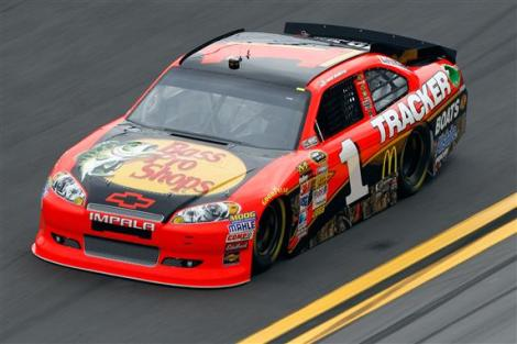 2012 No. 1 Bass Pro Shops Chevrolet Jamie McMurray