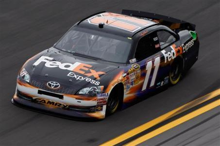 2012 No. 11 FedEx Toyota Denny Hamlin