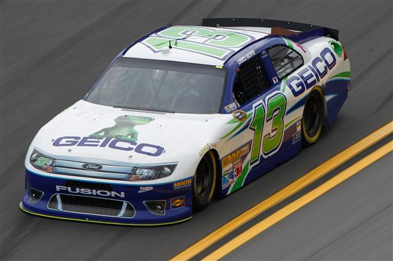2012 No. 13 GEICO Ford Casey Mears – The Final Lap