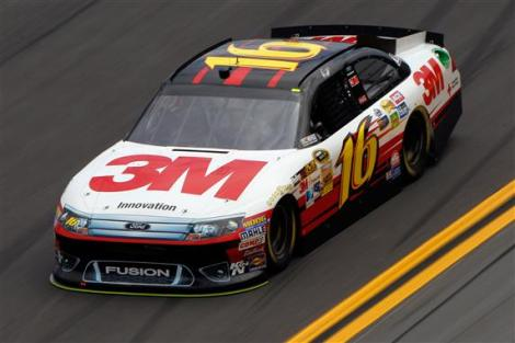 2012 No. 16 3M Ford Greg Biffle