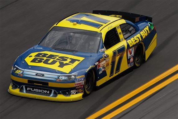 2012 No. 17 Best Buy Ford Matt Kenseth – The Final Lap