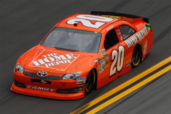 2012 No. 20 Home Depot Toyota Joey Logano – The Final Lap