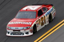 2012 No. 21 Motocraft Ford Trevor Bayne