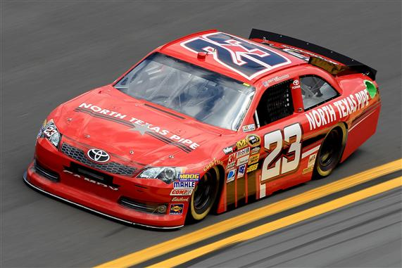 2012 No. 23 Toyota Robert Richardson Jr. – The Final Lap