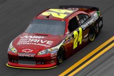 2012 No. 24 Drive to End Hunger Chevrolet Jeff Gordon