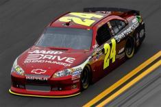 2012 No. 24 Drive to End Hunger Chevrolet Jeff Gordon