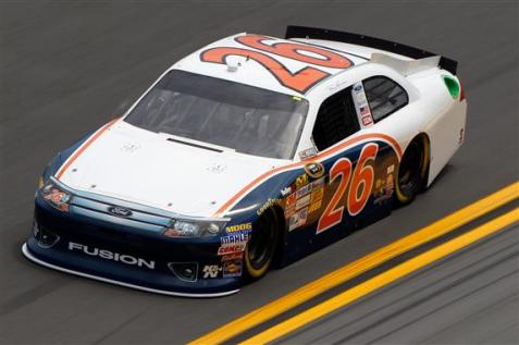 2012 No. 26 Ford Tony Raines