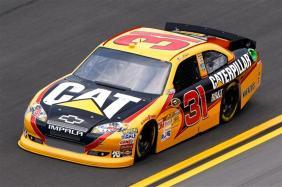 2012 No. 31 Caterpillar Chevrolet Jeff Burton