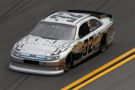 2012 No. 32 C&J Energy Services Ford Terry Labonte