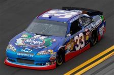 2012 No. 33 Kroger Chevrolet Elliott Sadler Brendan Gaughan