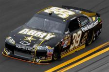 2012 No. 39 U.S. Army Chevrolet Ryan Newman