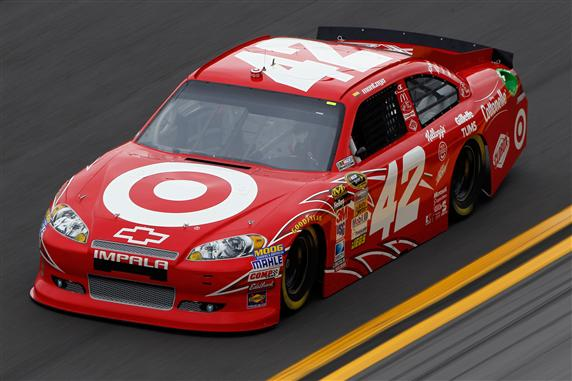 2012 No. 42 Target Chevrolet Juan Pablo Montoya – The ...