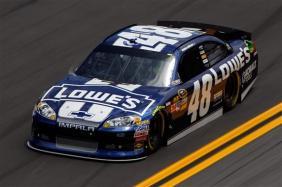 2012 No. 48 Lowe's Chevrolet Jimmie Johnson