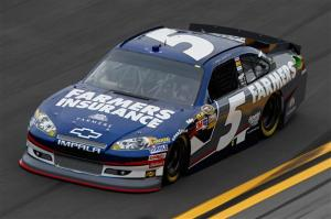 2012 No. 5 Farmers Insurance Chevrolet Kasey Kahne