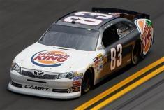 2012 No. 83 Burger King Toyota Landon Cassill