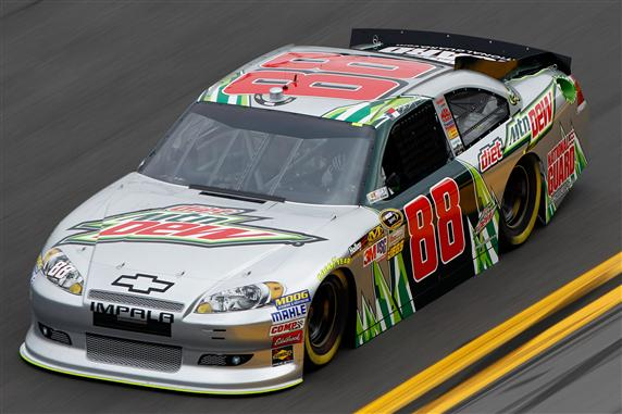 2012No. 88 Diet Mountain Dew Chevrolet Dale Earnhardt Jr.