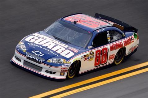 2012 No. 88 National Guard Chevrolet Dale Earnhardt Jr.