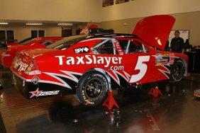 Dale Earnhardt Jr. #5 TaxSlayer Nationwide Series