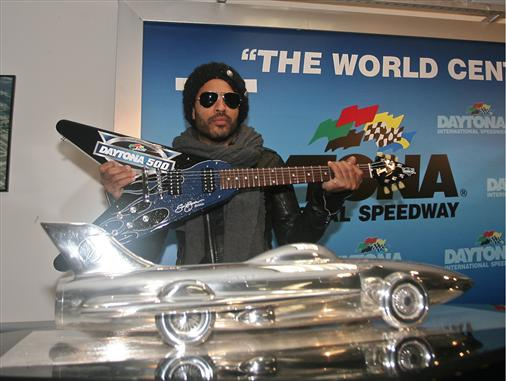lenny-kravitz-daytona-500-gibson-flying-v-guitar