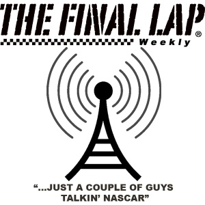 The Final Lap Weekly Podcast Logo