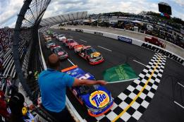 2012 Martinsville March NASCAR Camping World Truck Series Start