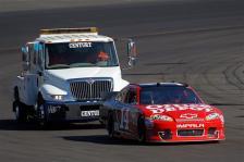 2012 Phoenix March NSCS Race Tony Stewart Push