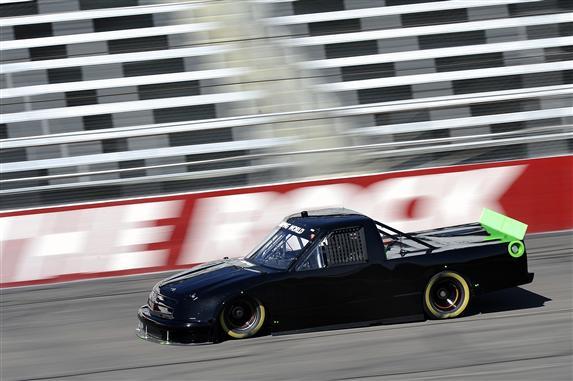 2012 RS Mar NCWTS Test 030612 Turner Motorsports Truck on Track