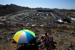 Rattlesnake Hill Phoenix International Raceway