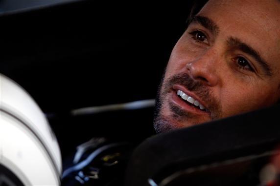 Jimmie Johnson Las Vegas Motor Speedway 2012